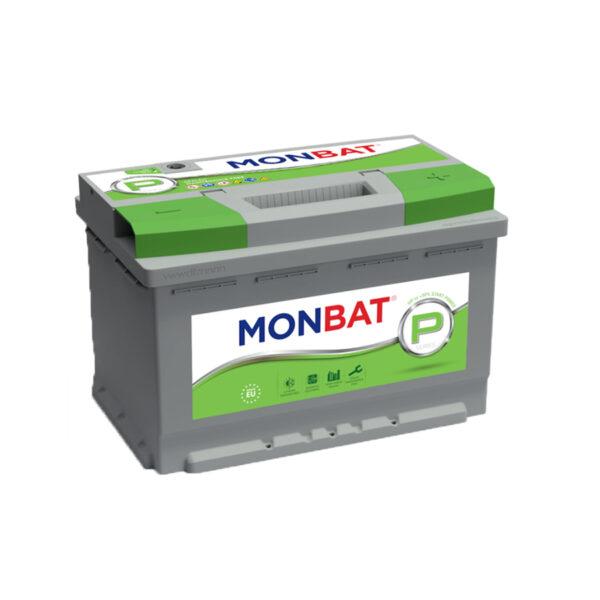 Μπαταρία αυτοκινήτου Monbat